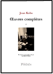 Jean KOBS - Oeuvres complètes I